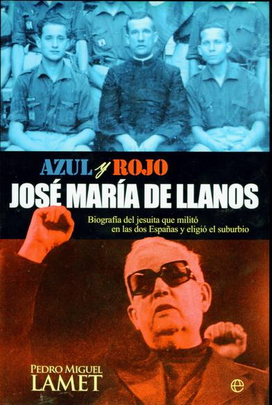 Nuevo libro: AZUL Y ROJO