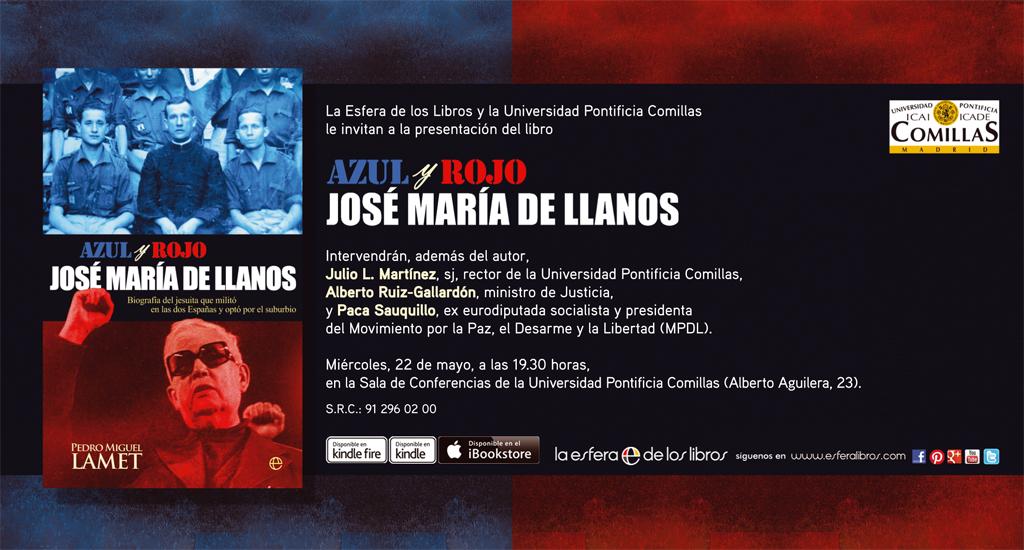 Invitación Presentacion Llanos