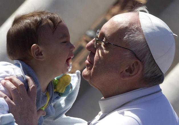Papa y niño