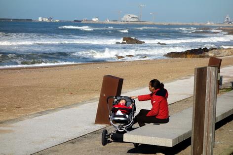 Playa de Oporto (Noviembre 2013)